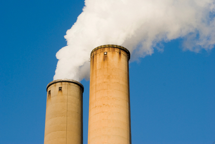 chemical industry chimney