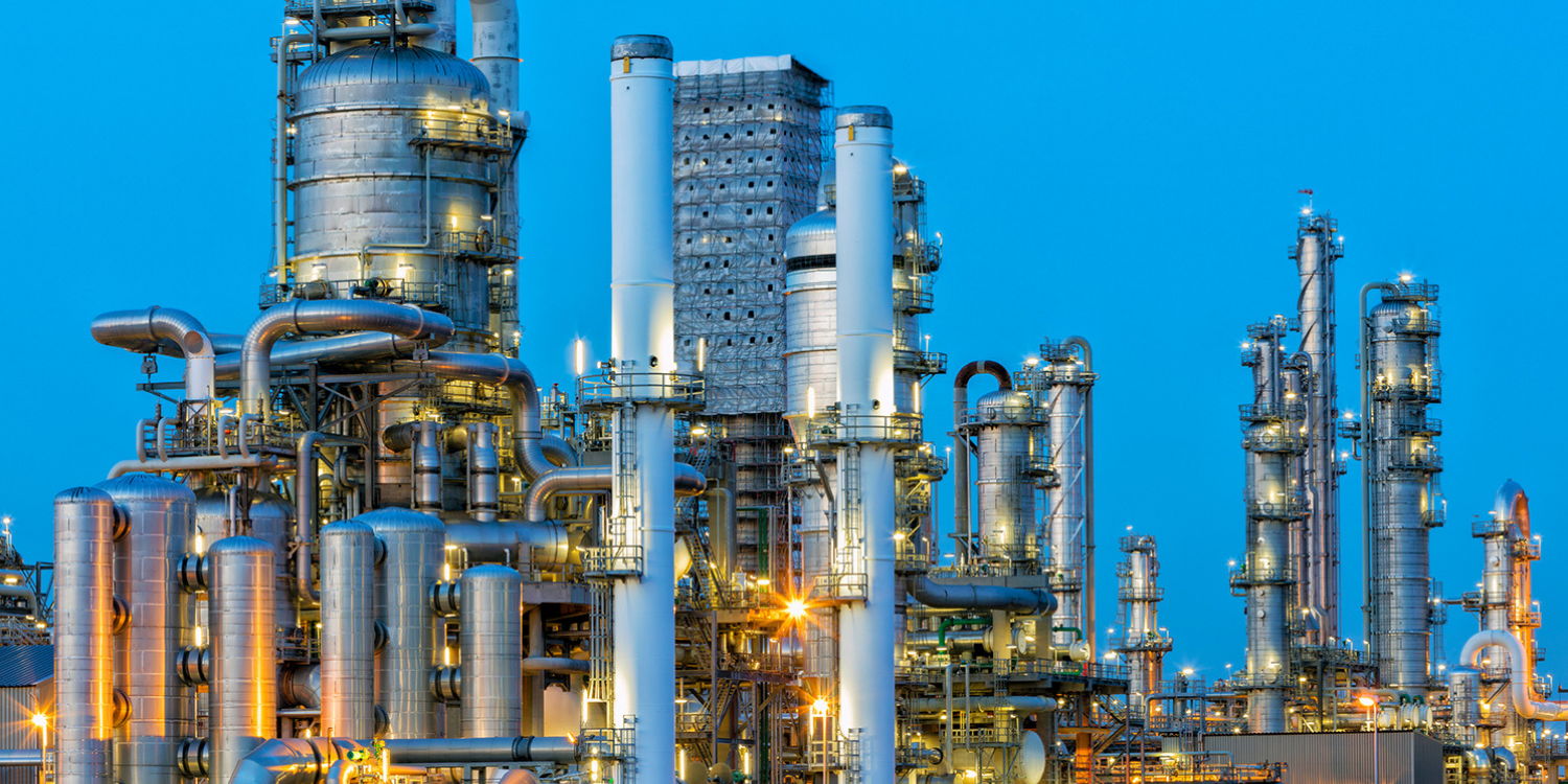 Modernization of Chemical Plants