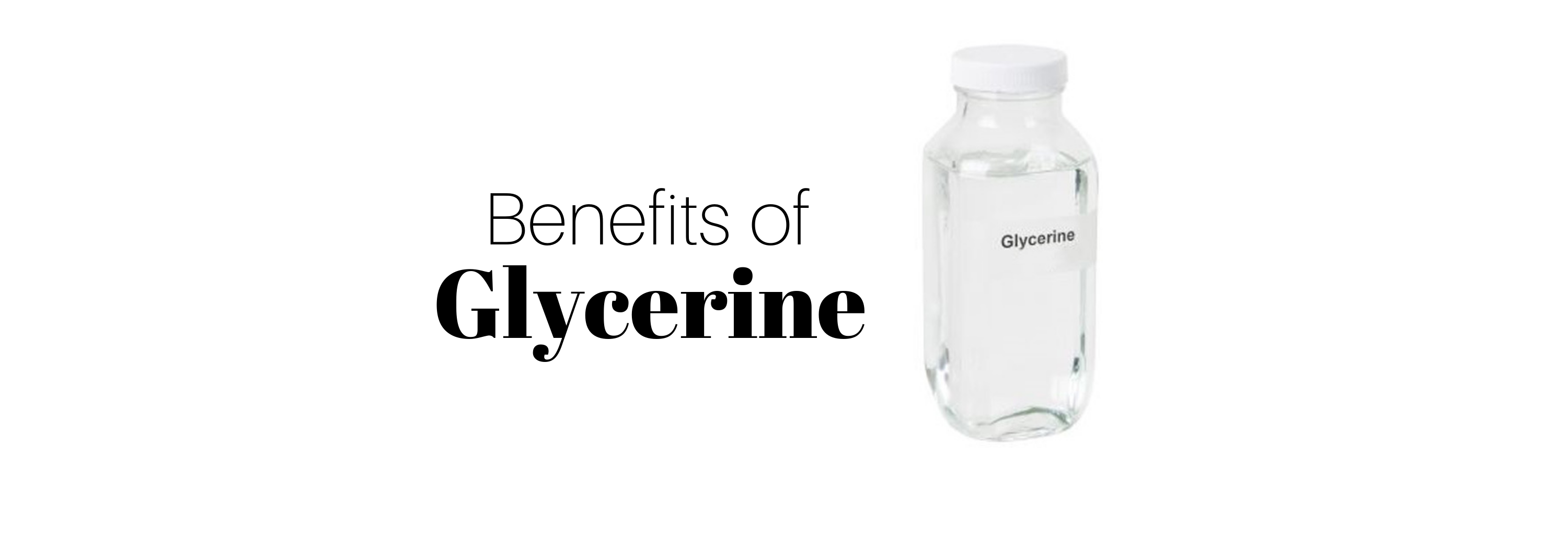 benefits of glycerin