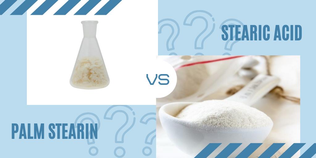 palm stearin vs stearic acid blog banner