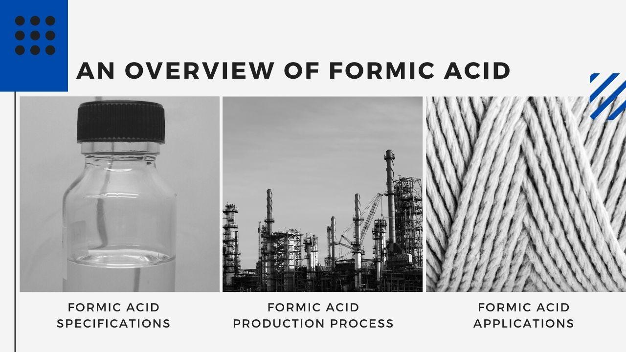 formic acid overview - blog banner