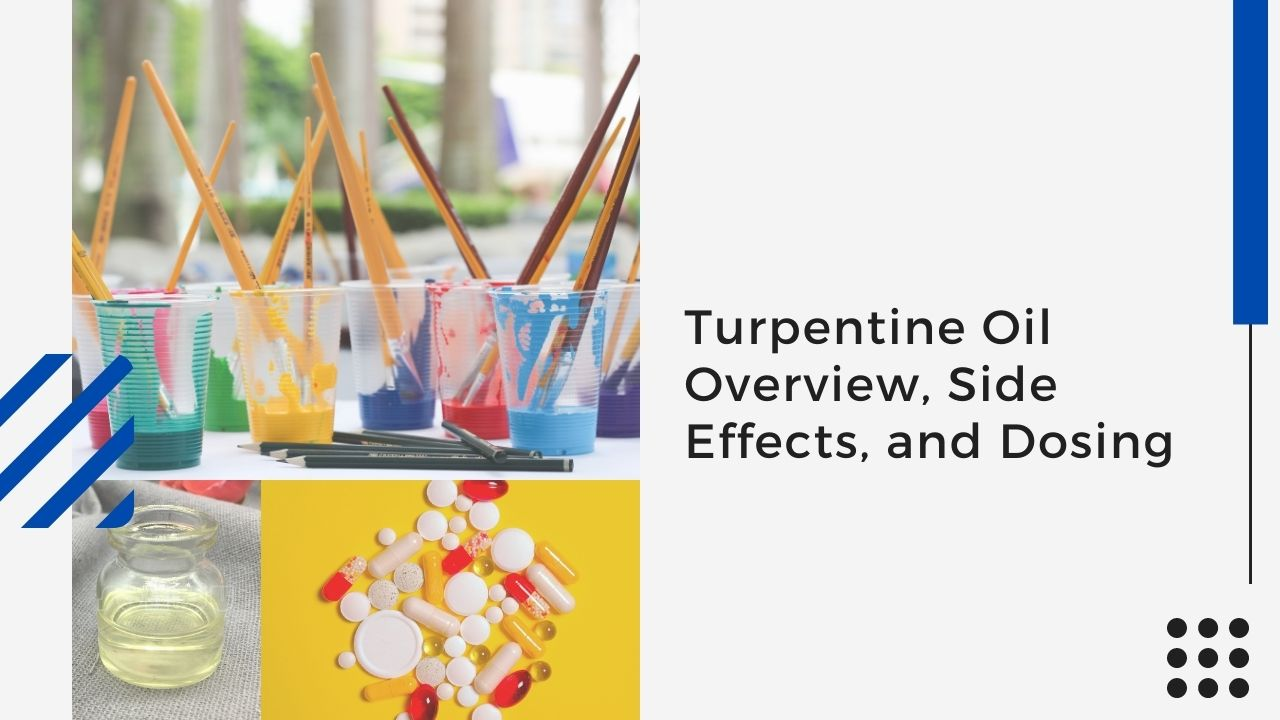 turpentine oil overview - blog banner
