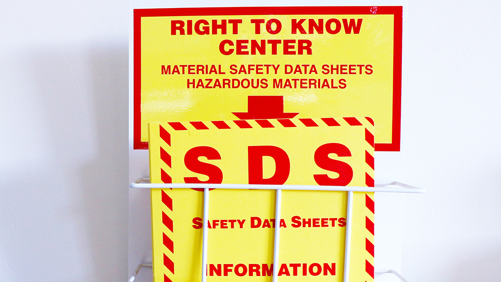 sulphuric acid safety - blog banner